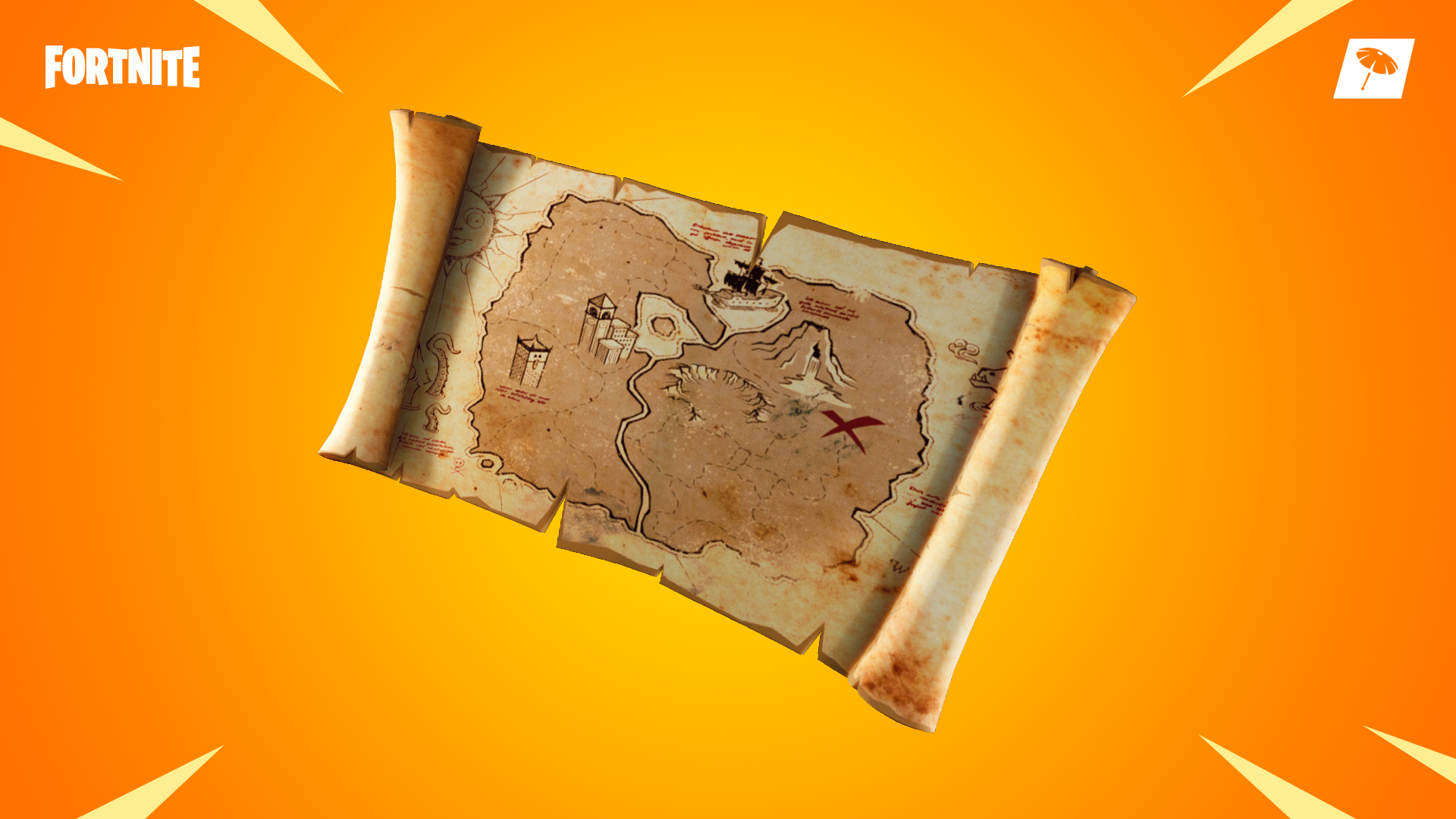 Trouver l'emplacement de la carte au trésor des Risky Reels