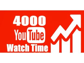 acheter heure visionnage youtube pas cher