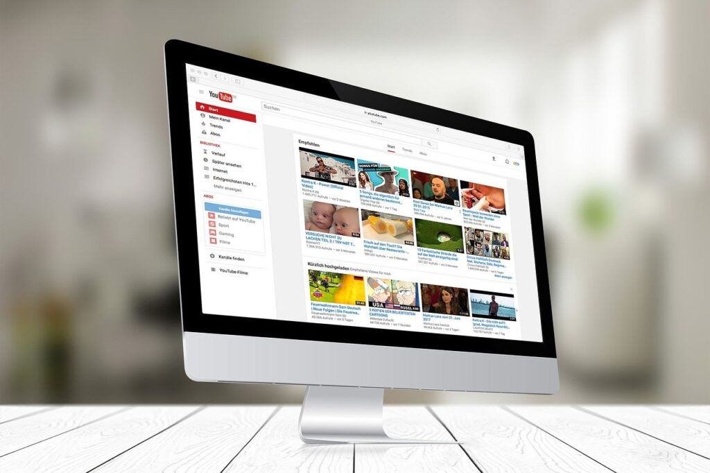 acheter heure vue youtube pas cher